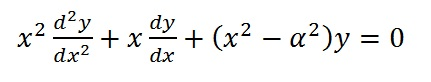 solution of second order differential equation