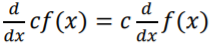 definition of constant factor rule