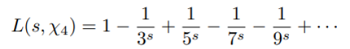 example of l function
