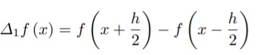 example of generalized derivative