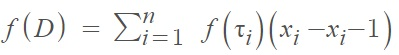 riemann integral over tagged partition